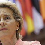 Image for the Tweet beginning: EU-formand vil hæve klimamål: 'Det