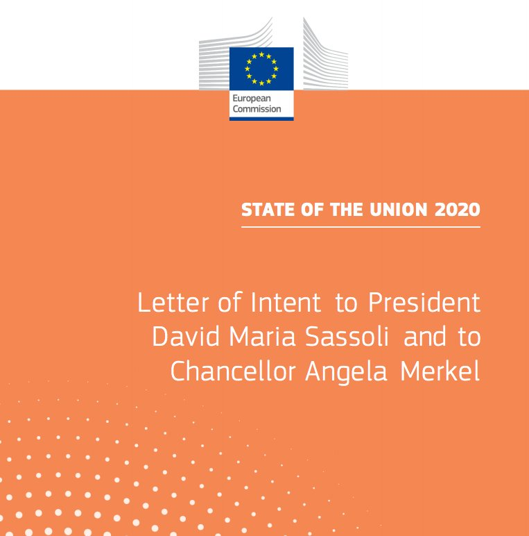 #NextGenerationEU is our opportunity to make change happen by design – not by disaster or by diktat from others. We have everything we need to make this happen: the vision, the plan, the investment.  Read my letter to @EP_President & Chancellor Merkel: https://t.co/cKtG0UUbhR https://t.co/fXCelobuAs