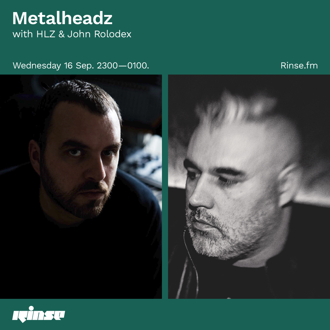 Coming through at 11PM it's @metalheadzmusic with @HLZ_EMILIO and @john_rolodex   Lock in on https://t.co/Q0ed1ktSEG & 106.8FM  #RinseFM https://t.co/Dql7nzmoRJ
