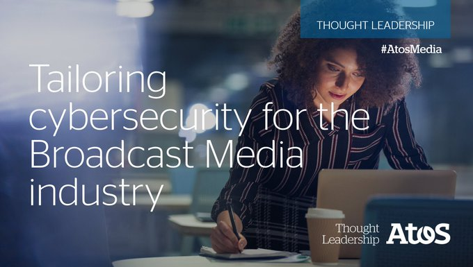 [#AtosMedia] To keep up with consumer demands, #media organizations are making themselves as...