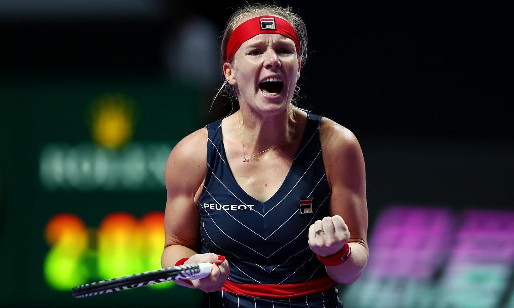 Het was even stil wat betreft tennis i.v.m. Corona, maar @kikibertens mag vandaag weer aan de bak in Rome. Heeft de rust haar goed gedaan? https://t.co/gbw1ELxMKD