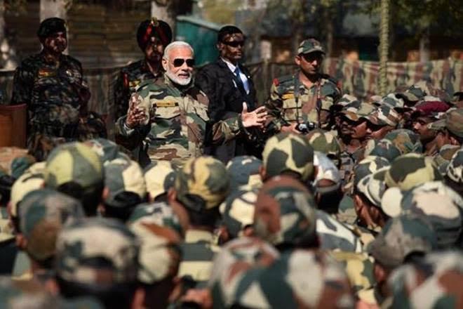 Whole nation looks up to the #ModiTheWarriorOfIndia https://t.co/558Fa5Wxit
