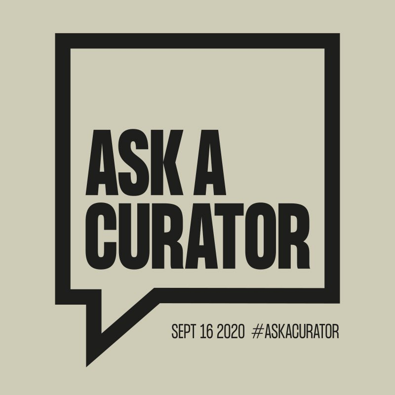 ❓Do you have a question for the curators? Today, is #AskACurator day & our curatorial team is ready for your questions! Post them here, DM or email 📧 us what you always wanted to know! ☞︎☞︎ @fionakearney @crowley_tadhg and Chris Clarke https://t.co/21koEIZNgr https://t.co/DfHRdQP4fB