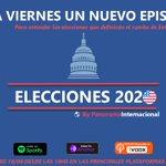 Image for the Tweet beginning: Elecciones 2020 en EEUU. En