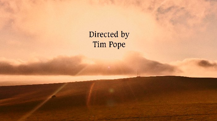 Just watched the final cut @timpopedirector - heart warmed, mind blown. On general release soon...