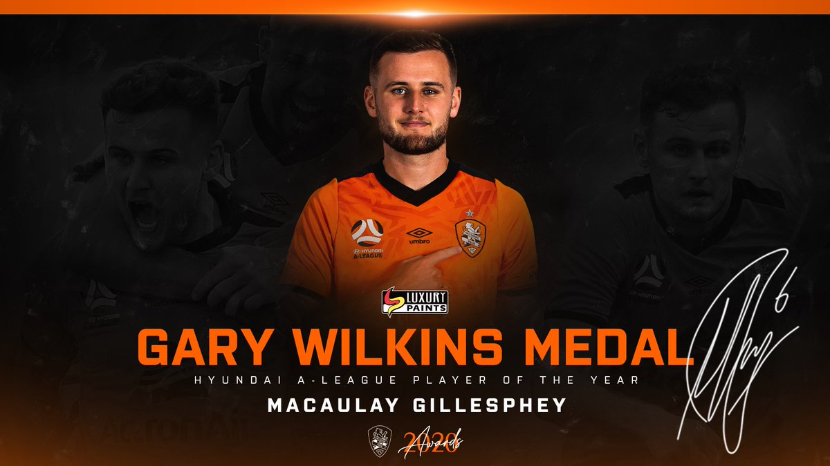 The 2020 Gary Wilkins Medallist, presented by Luxury Paints, is @gillesphey 🏅 #RoarAsOne https://t.co/ZLApH7sZ9x
