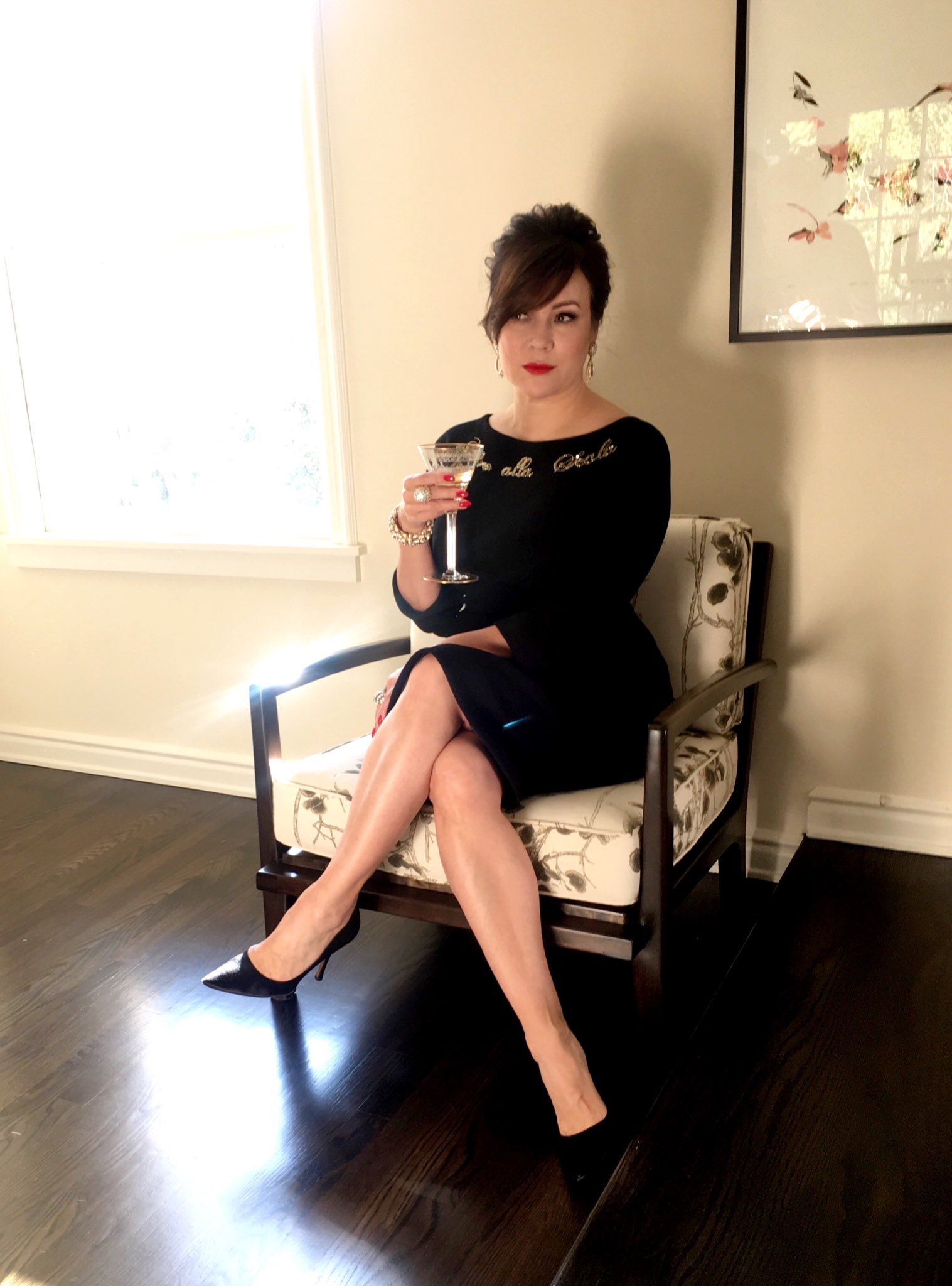Happy birthday to our queen jennifer tilly