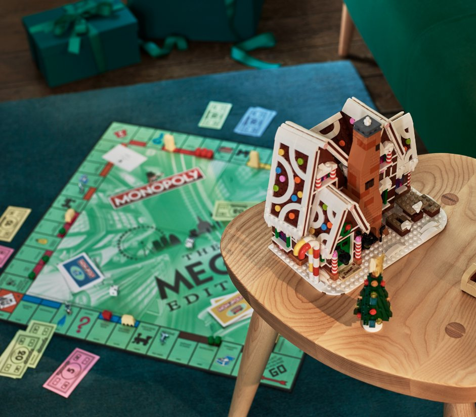 It was the second most popular game during lockdown & Monopoly is on track to be a favourite for gifting this Xmas too. Learning & developing communication through play are set to be key criteria for the little ones gifts this year. 🎁 Shop toys: https://t.co/NUfbe4F7fW https://t.co/HEvMwDhZD2