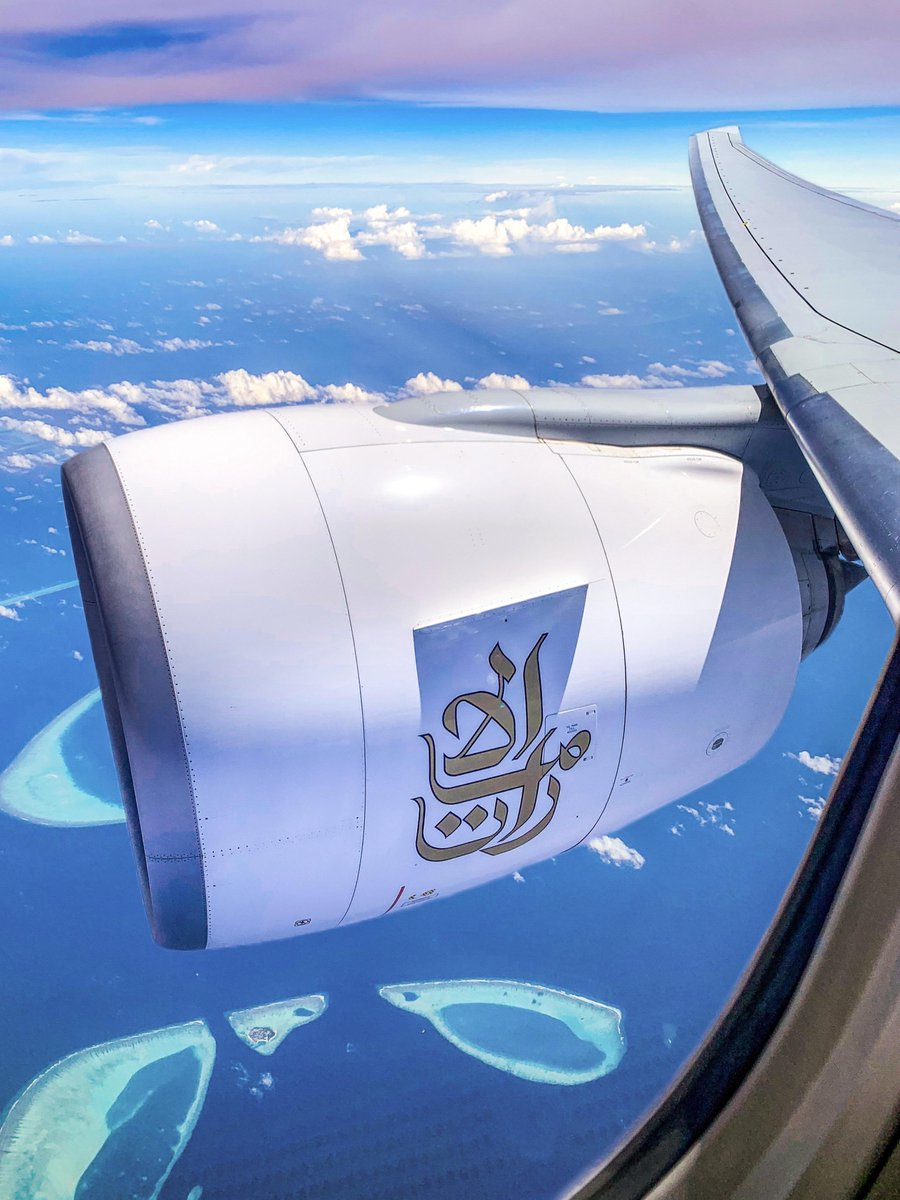 ✈Emirates Flight Mode: ON✅  #WindowViewWednesday by Ibrahim Alawadhi   #FlyEmiratesFlyBetter https://t.co/NLsyX4MZWY
