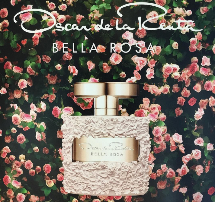 This week's special #Scentlodge Twitter fragrance giveaway is the gorgeous Oscar de la Renta Bella Rosa. It's an elegant floral-chypre eau de parfum for her with notes of pink rose, jasmine, freesia & amber. To enter, follow @scentlodge & RT (ends 22/09) #canwin #win https://t.co/p3tzFcVSwy