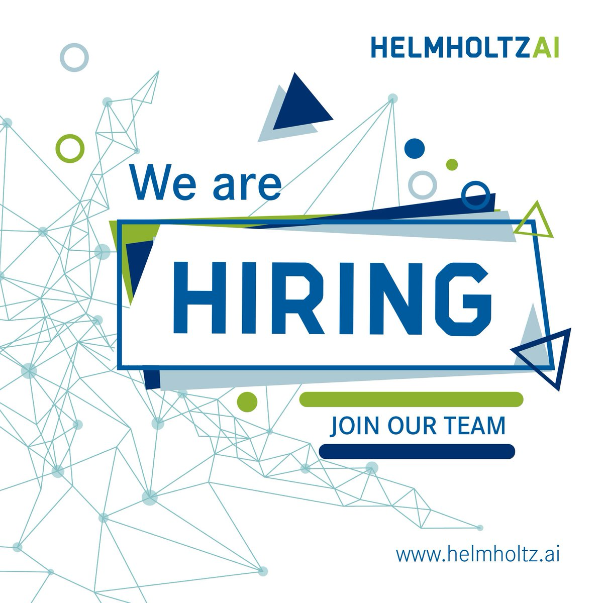 You want to do reasearch on #OpenScience in AI/stats/data science?   ▶️ Join my group on *Open AI in Health* @helmholtz_ai!  3 year position with possibility to do a PhD 🎓  https://t.co/hbEtUq9R6J  Please share/RT! 👏 https://t.co/u7FIgzm5wR