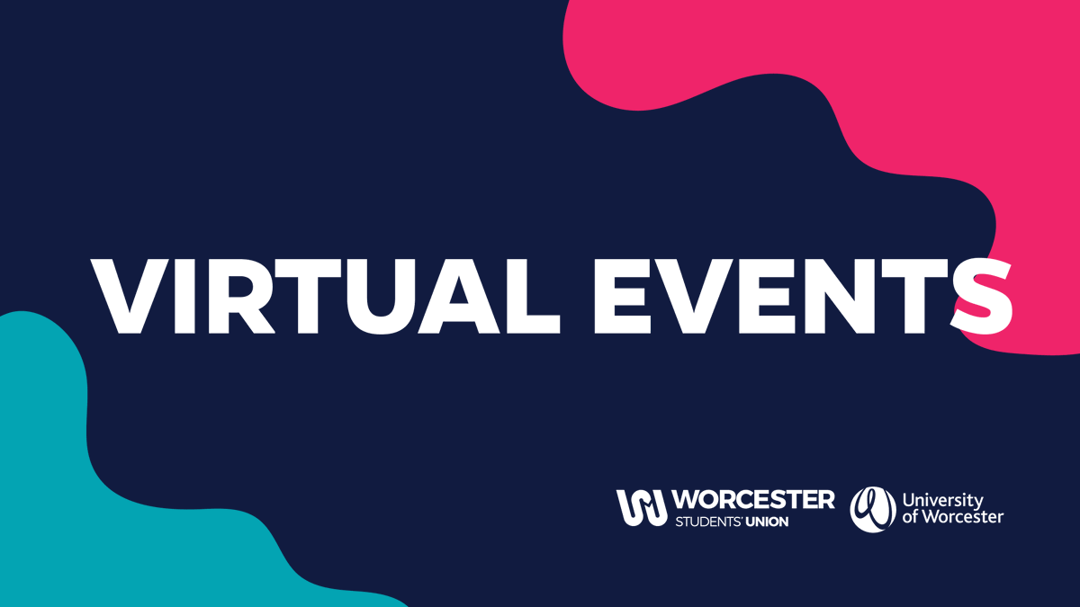 We still have a loads of great virtual events lined up, including an e-sports gaming session and Netflix watch party. Find out more at: https://t.co/fPTwCclHap https://t.co/eHyfx7yQ1j