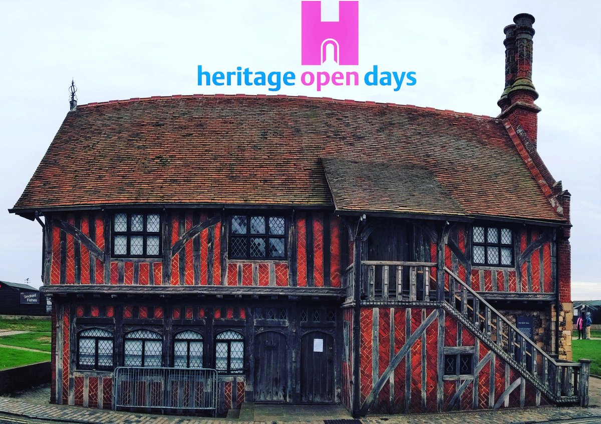 📢📢 Roll up, roll up, last few tickets remaining for your FREE visit on Sunday 20th @heritageopenday, 👉 https://t.co/I833Vjf8bd to book. Otherwise we're open every afternoon 1-4pm, entrance fee payable. #Aldeburgh #thesuffolkcoast #HistoricEngland #Nationallotteryheritagefund https://t.co/xzcGvhMSrq