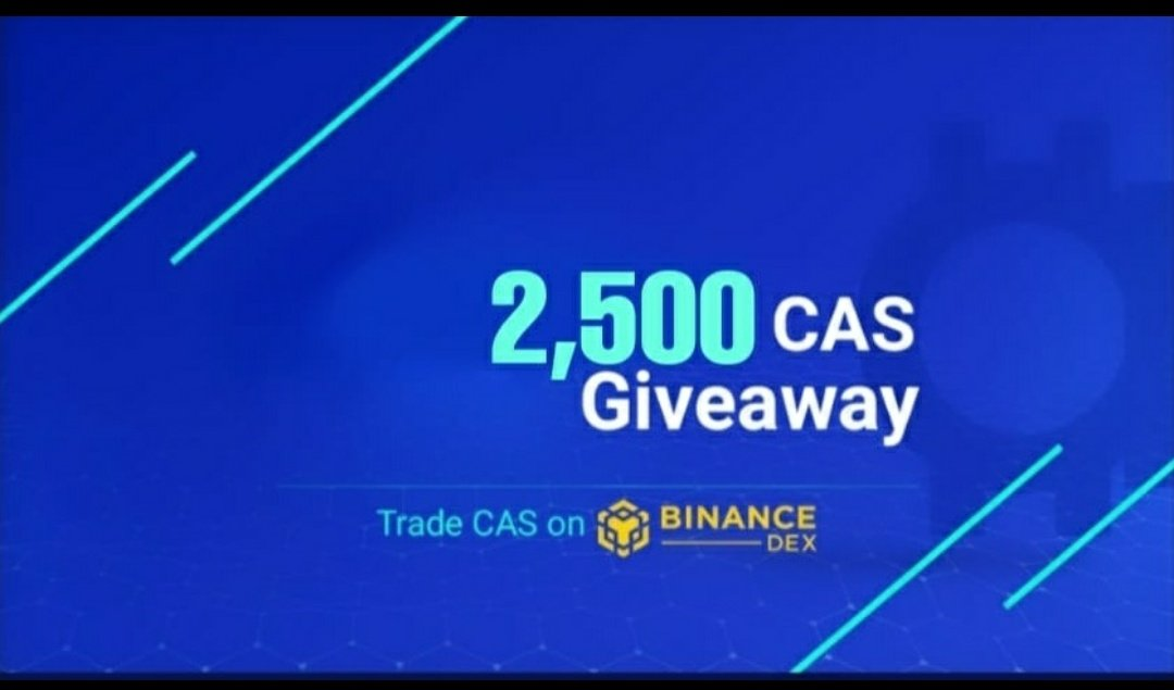 Times up! 📣Giveaway Announcement📣 Winner of 2,500 $CAS is @cutiegemini15 🏆 Huge congratulations and please comment below the BEP2 Address to claim your prize!💸 #Giveaway #Bounty #Cashaa