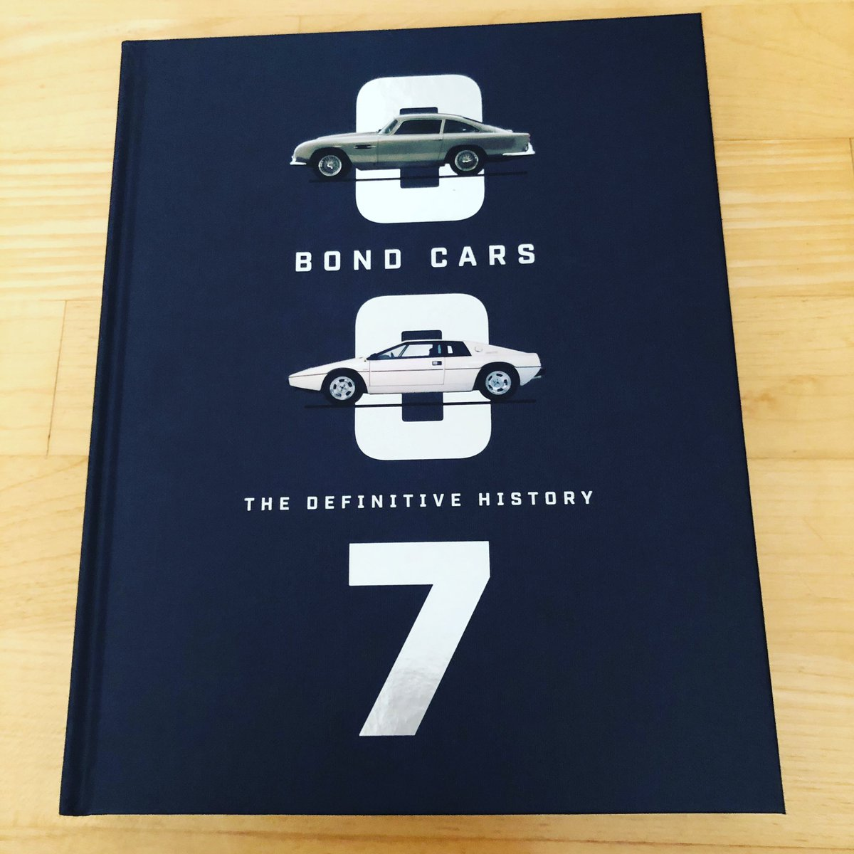 My new book, published on October 29th. @007 @NoTimetoDie2020 Yes, it's an official Bond book, replete with rarely seen archive images. Words aren't bad, either... Available to pre-order from you know where now, and other bricks and mortar booksellers soon https://t.co/jY6V2GPu9S