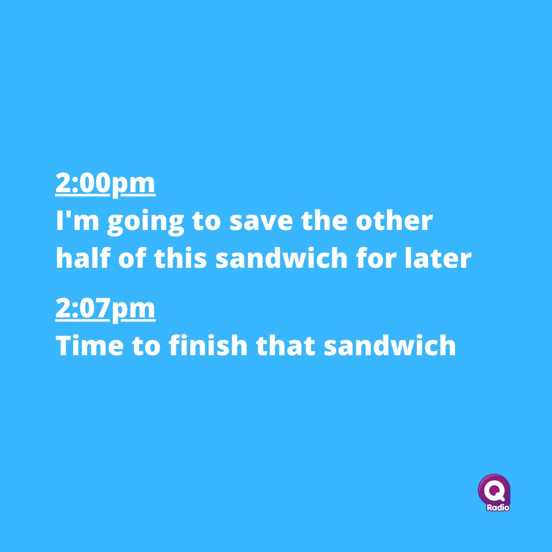 7 minutes is an appropriate amount of time right..? 😋👀 https://t.co/13dFtzgW49