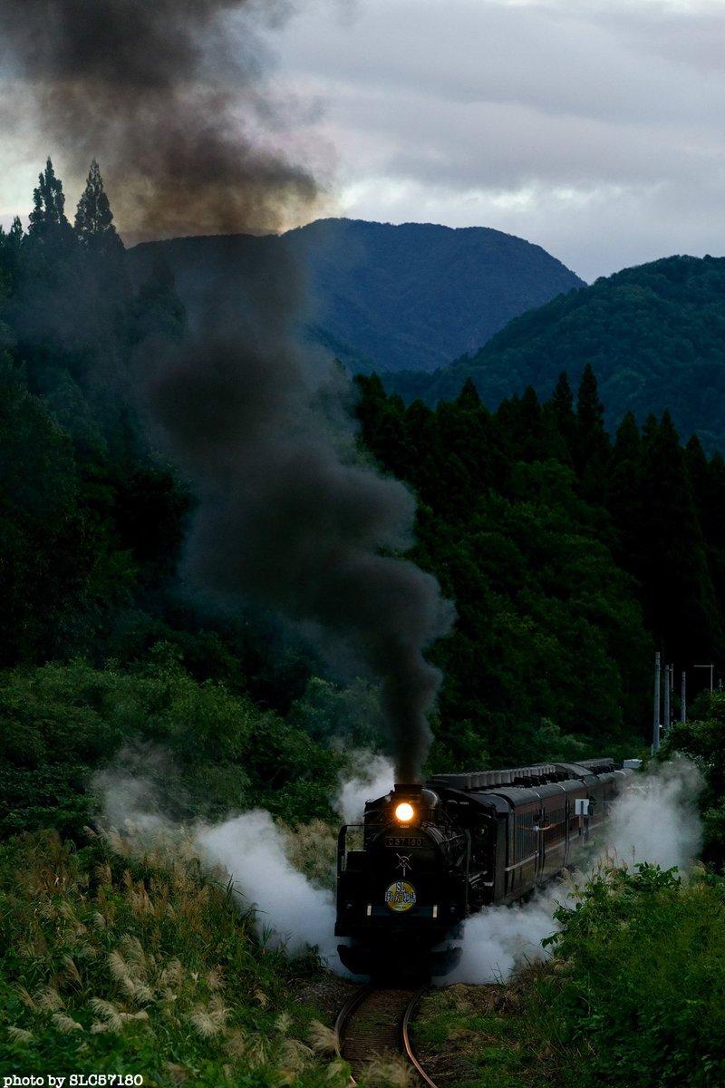 出発の狼煙。  #ばんえつ物語号 #trainphotography #キリトリセカイ #東京カメラ部 #SonyAlpha #α9 #爆煙 #三川 https://t.co/2bdbNOgsz3