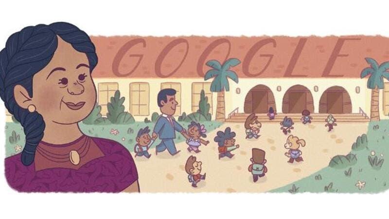 Google Honors Felicitas Mendez For What? https://t.co/THVMP3dq1Q https://t.co/D1N3T0mmFK