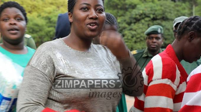 JUST IN: Mamombe not ill - State bit.ly/3hBzVmK