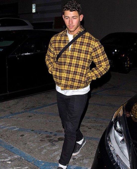 Chillin\ Happy birthday Nick Jonas
