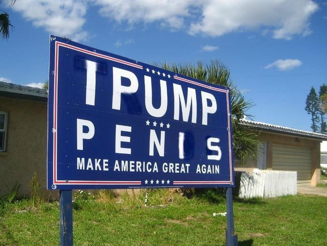 #FoundYouAttractiveUntil I drove you home and saw the Trump/Pence 2020 sign in your yard