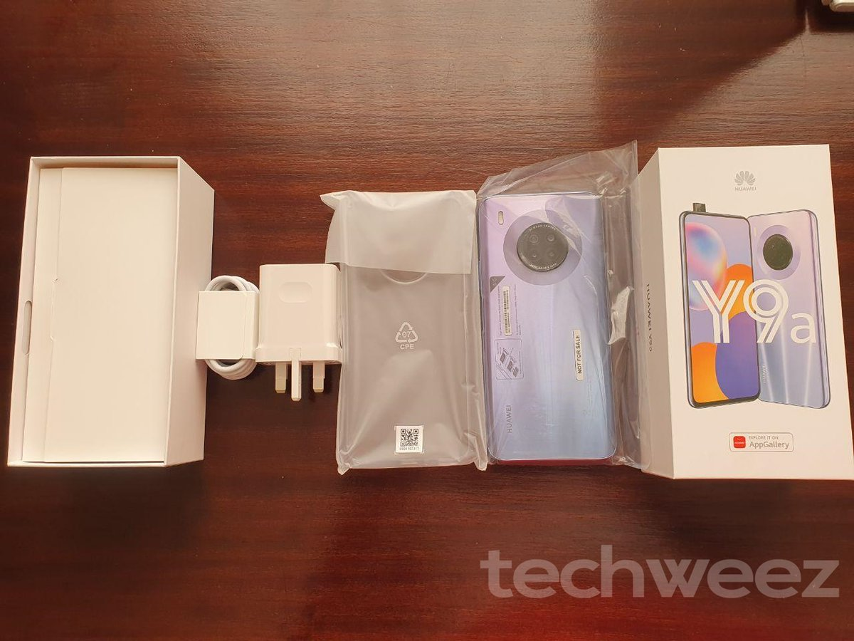 Huawei Y9a Unboxing and First Impressions Review https://t.co/ZRL1ncEeWc https://t.co/xxwdK5Aomk