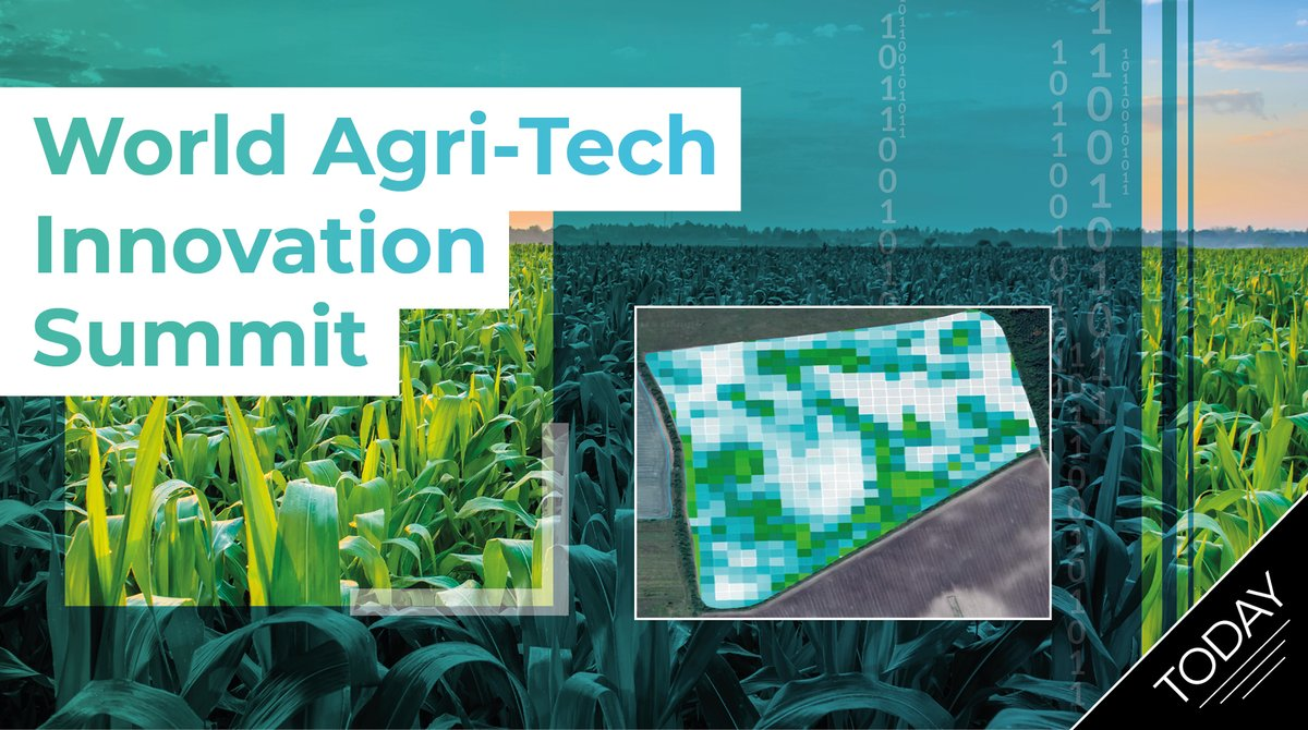 Wishing everyone participating in #WorldAgriTech Innovation Summit a fantastic day today!  We're proud to be part of this @WorldAgriTech industry: Hummingbird gathers imagery of arable fields from satellites, planes & UAVs to analyse using ML techniques https://t.co/iuKLEXXrf5 https://t.co/TXrakGzZrH