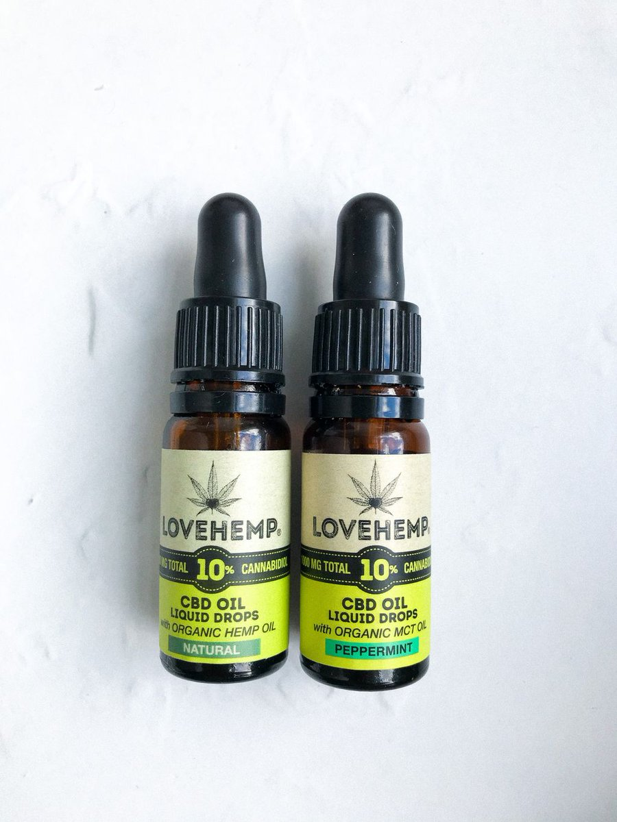What CBD Oil flavours would you like to try in the future? 🌿 https://t.co/XTNiK3YbVm
