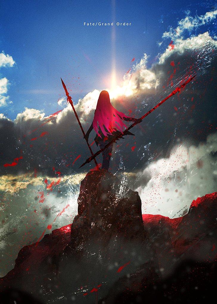 Fate/Grand Orderスカサハ#FGO #FGO5周年