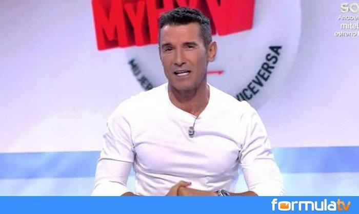 .@_JesusVazquez_, 'orgulloso' de ser el presentador de #MyHyV en esta nueva etapa https://t.co/jLkmdpbv6d https://t.co/qbABcSZV9l
