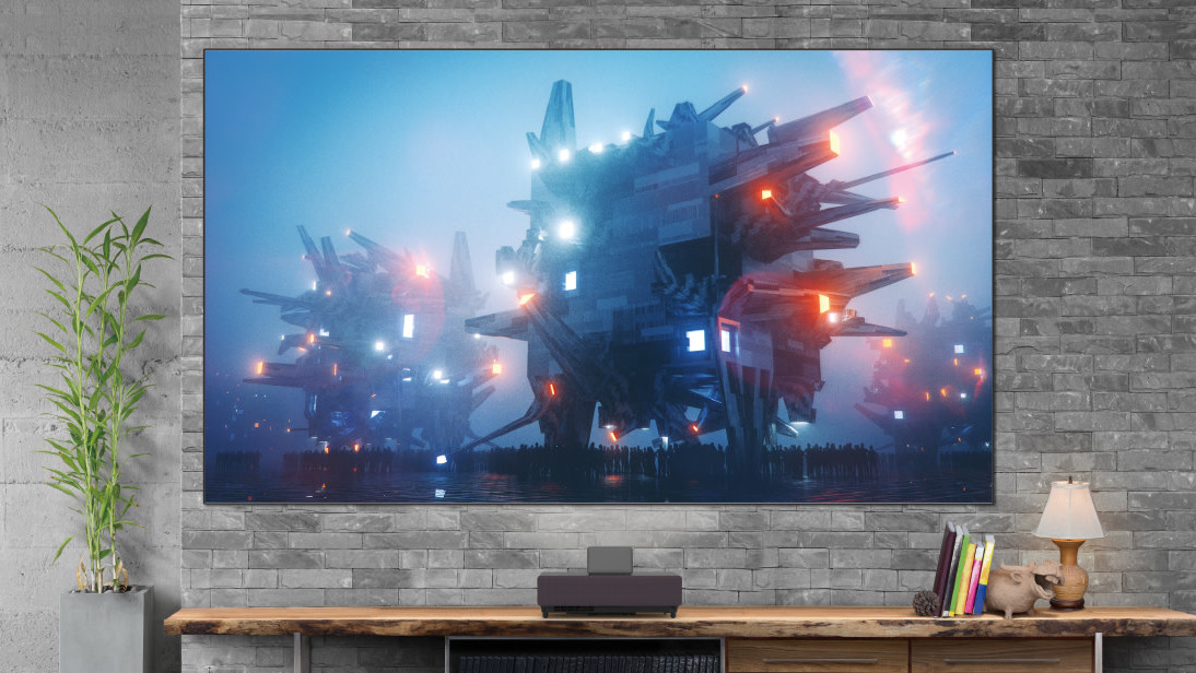 Epson debuts new ultra short-throw, Android-powered 4K projector