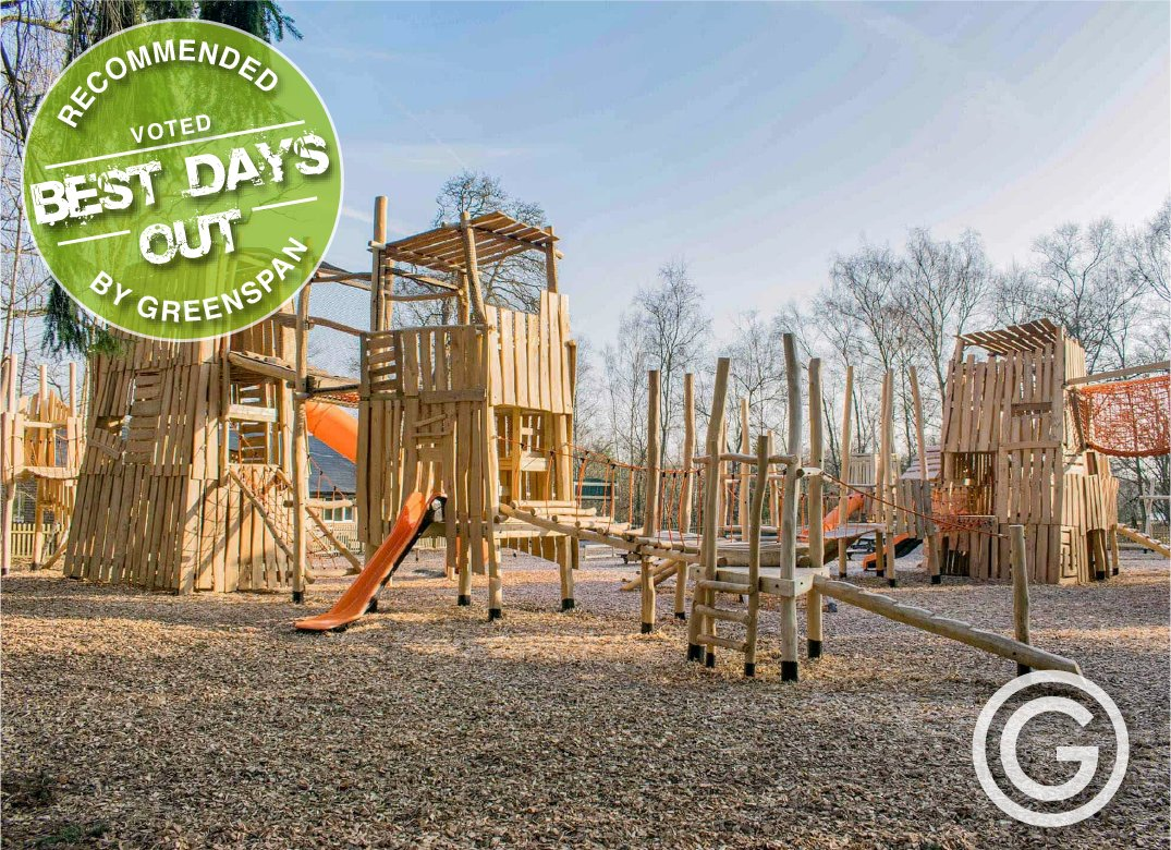 Today's recommended 'Best Days Out' is @WellingtonCPrk near Reading. The outdoor adventure playground has so much to offer - climb towers, clatter bridges, tunnels & more.   See the full case study on our website: https://t.co/nNbtCa75Tc #adventureplay #bestdaysout #familydays https://t.co/IU2d8hO9zk