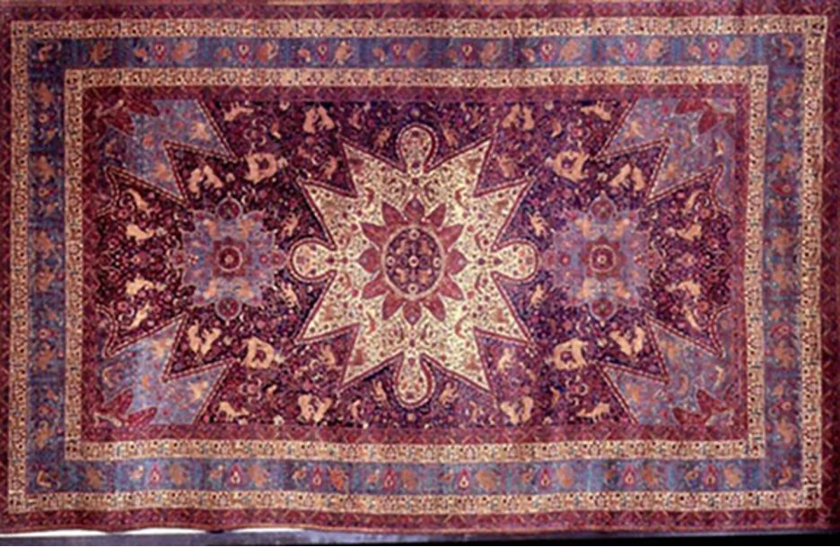 "#Armenian #Genocide #Turkey  Crime Against Humanity  #ArmenianGenocide  The rug woven by 🇦🇲Armenian orphan girls for president of US took 18 months and it was intended as a gift to the #US🇺🇸  A label on the back of the rug reads,           ""In Golden Rule Gratitude to Coolidge"" https://t.co/ZQG0bcWM9a"