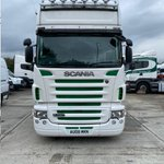 Image for the Tweet beginning: 2008 Scania R480 6x2 44