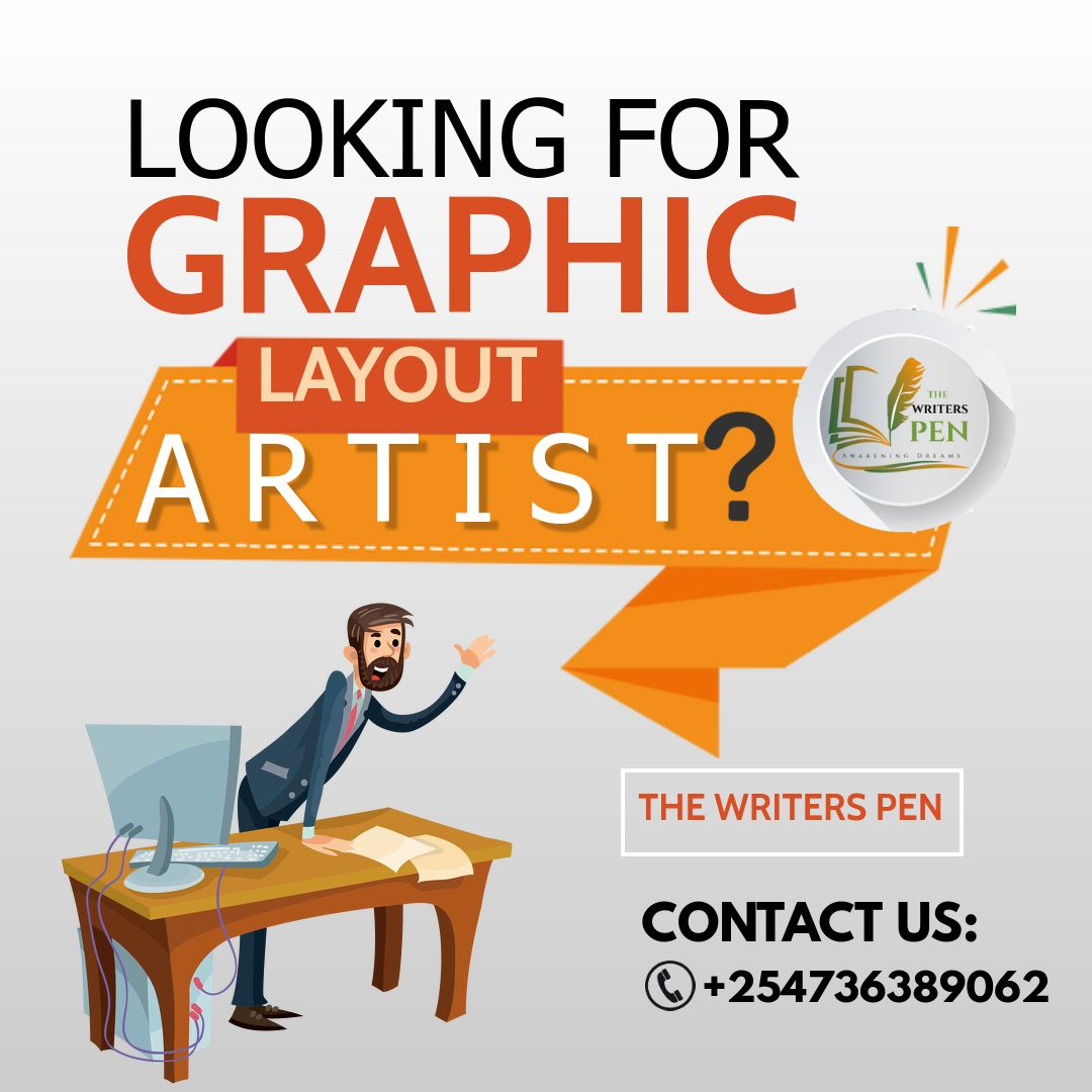 Are you looking for a graphic designer? We are here to serve you #twp #thewriterspen https://t.co/j6DE2IBXd8