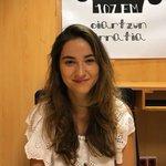 Image for the Tweet beginning: Katerin Artola dantzari oiartzuarra arrakasta