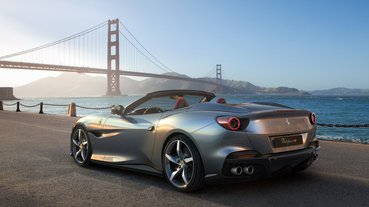 A voyage of rediscovery: a 620 cv V8 turbo, 5-position Manettino with Race mode and a new 8-speed gearbox are just a few of the many innovative features found in the #FerrariPortofinoM. bit.ly/FerrariPortofi…