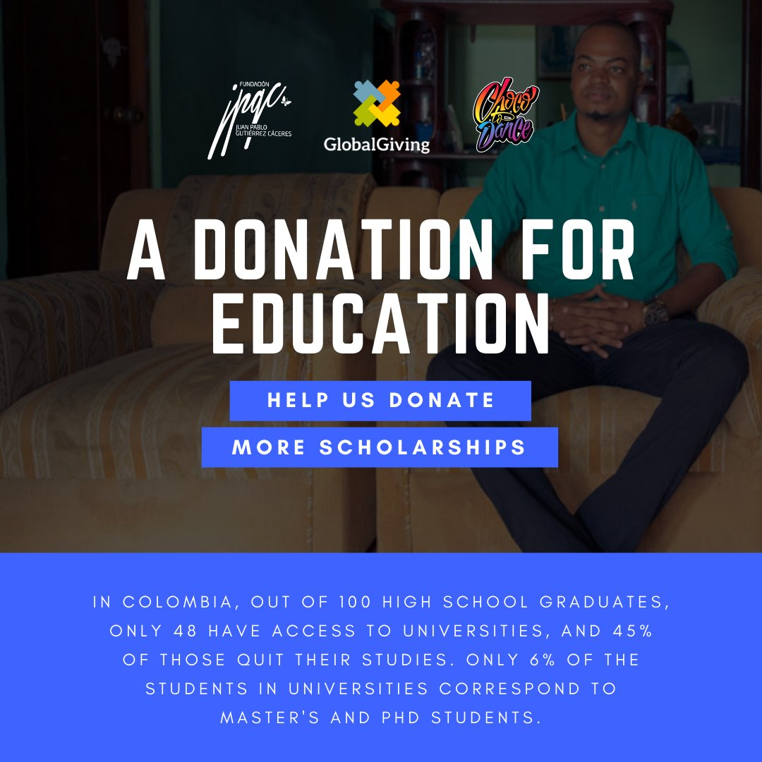 test Twitter Media - Your donations can make a double difference because @GlobalGiving will give us more funds each time we have a donor. Can you help us to continue working for #education in #Colombia? https://t.co/NHAy0VQlN6 https://t.co/2IZ5mFj9Jg