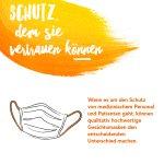 Image for the Tweet beginning: Tief durchatmen mit medizinischen #Gesichtsmasken