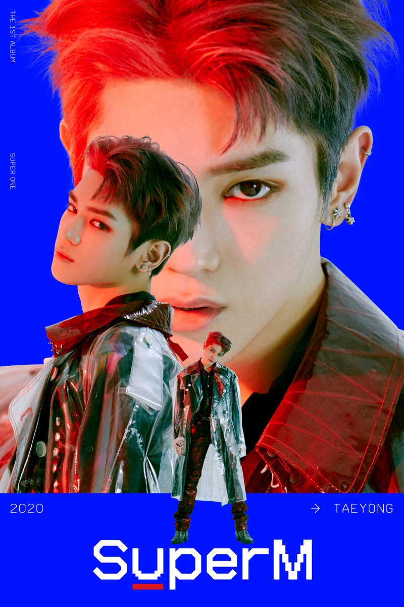 SuperM The 1st Album [Super One] 'One (Monster & Infinity)' ➫ 09/25/20 (1PM KST/ 12AM EST) ➫ 09/24/20 (9PM PST) 🔗 supermofficial.com #TAEYONG #SuperM #SuperOne #One #Monster_Infinity #WeAreTheFuture #SuperMtheFuture
