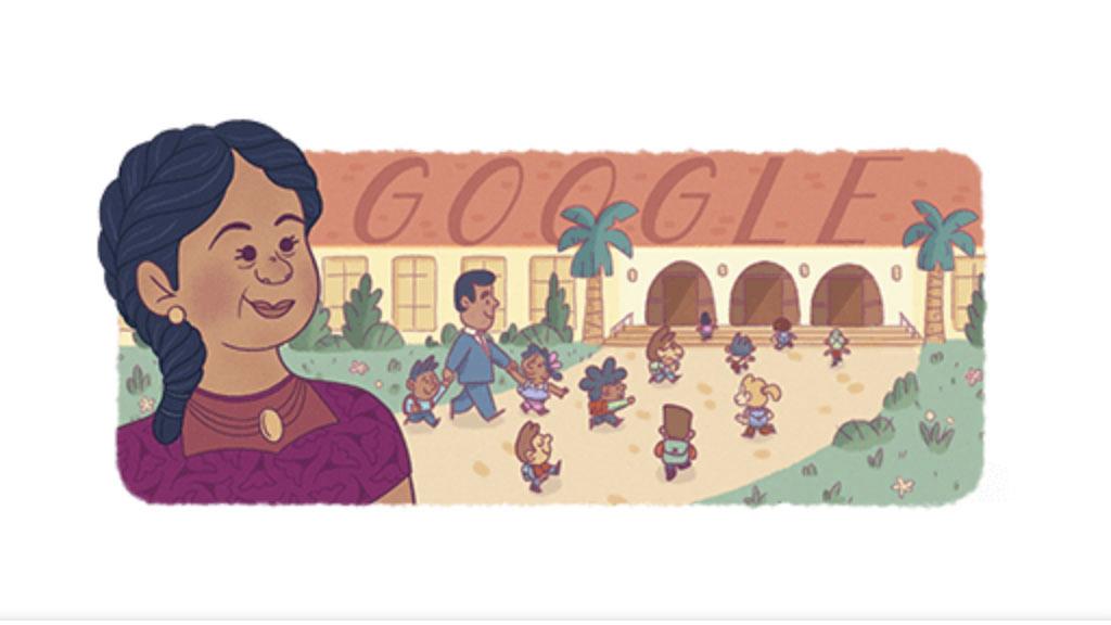 Google doodle honors California civil rights leader Felicitas Mendez https://t.co/y41Zrl4kvx https://t.co/xpaYITIE2z