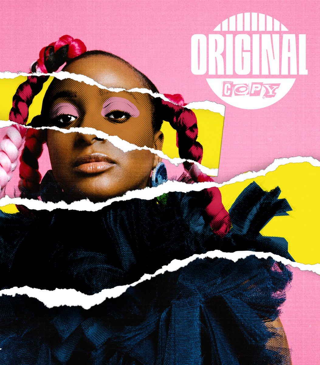 Listen to my Debut Album #OriginalCopy 🧁🎶 LINK: platoon.lnk.to/originalcopy