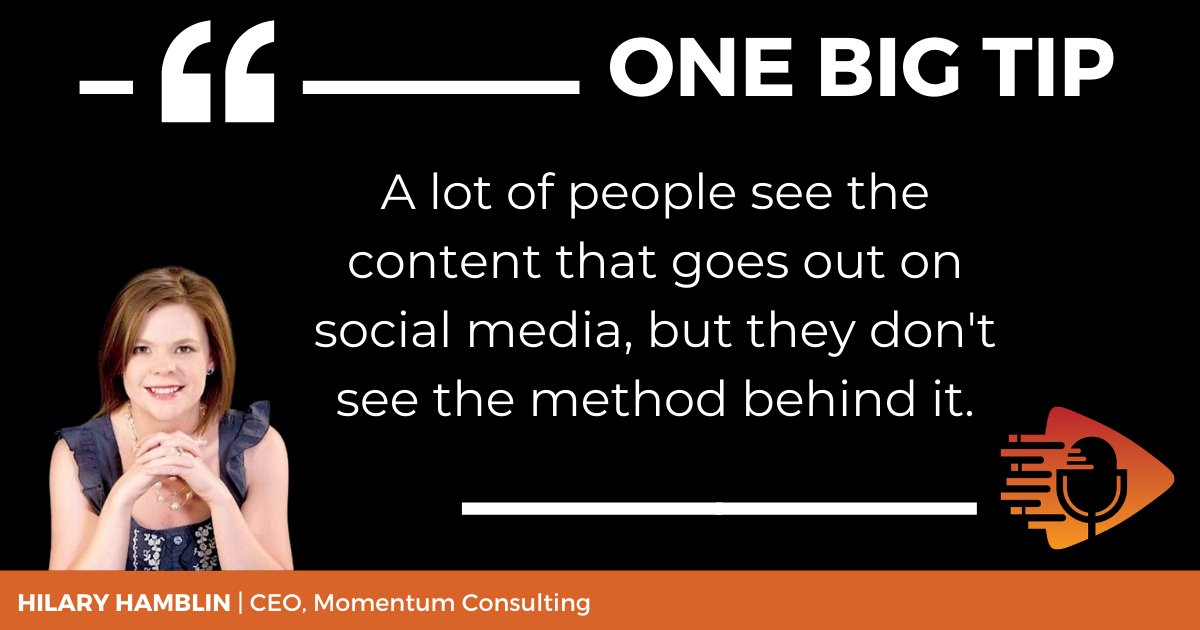 Creating your #digitalmarketing strategy can feel overwhelming without the right tools. That's why making use of low-cost or even free tools gets the job done. Listen to #OneBigTip podcast E58 for more #socialmedia tips https://t.co/5F5gSxuihl https://t.co/F0vIsm2Xce