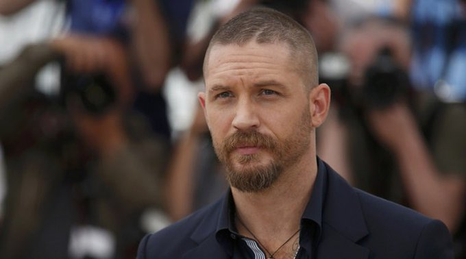 Happy birthday to my forever boyfriend tom hardy