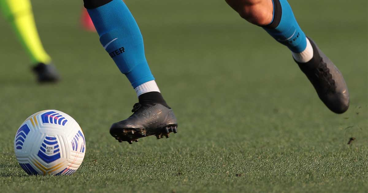 👀 @Inter's Ivan Perisic played in his side's preseason demolition of Lugano in what looked to be a prototype of the next generation Nike Mercurial Superfly. Get a closer look and find out more here: https://t.co/uqIo6GLuwq https://t.co/ZWQcGogHL8