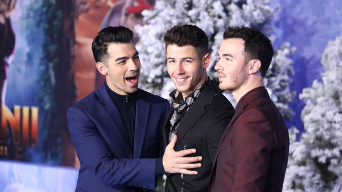 Happy birthday, Nick Jonas! See the Jonas Brothers through the years
