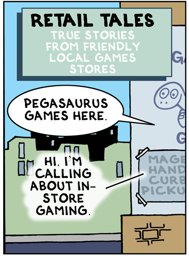 In-Store Shaming: it's a DORK TOWER WEDNESDAY, featuring true tales from retail. https://t.co/yp0TBbrC7h  RT (please and thank you - it helps enormously). But most of all...enjoy! https://t.co/vbzCgaVCm6