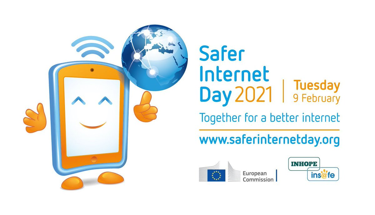 We are delighted to announce the UK theme for Safer Internet Day 2021!  This year the theme is: An internet we trust: exploring reliability in the online world https://t.co/P600VPi98H https://t.co/GevdB14wo2