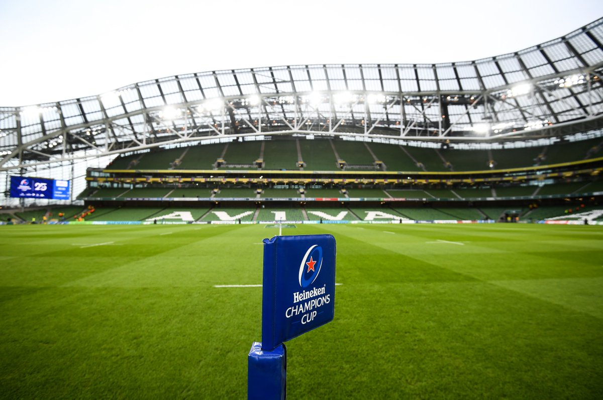 PCR testing negative at #LeinsterRugby 🙌  Players and staff cleared to participate in #HeinekenChampionsCup quarter-final: https://t.co/SMsPNH9h8W   #ReturnToRugby https://t.co/bEjGBAym7m
