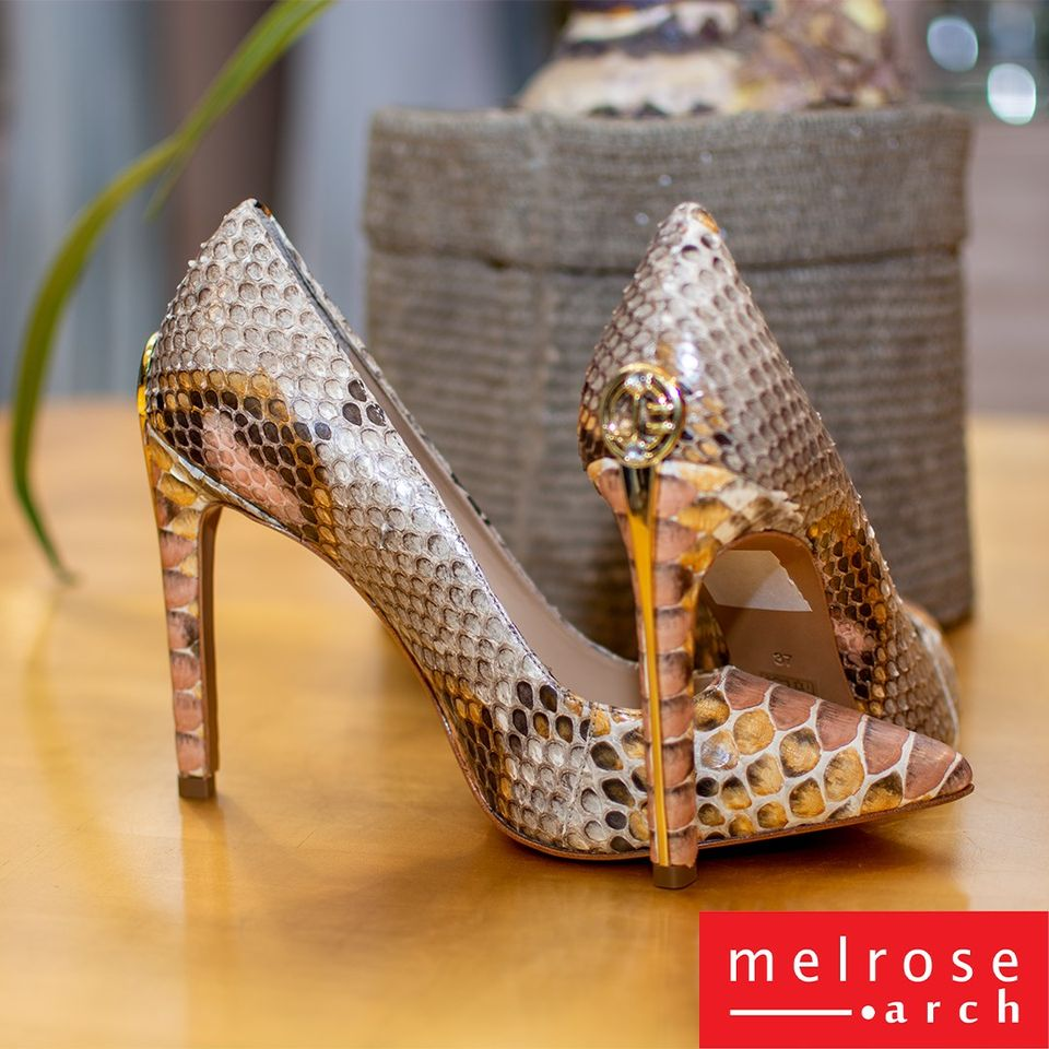 Step out in style and turn heads with exclusive high heels from The Red Boutique. . #MelroseArch #StaySafe https://t.co/EJcrwLDnEb